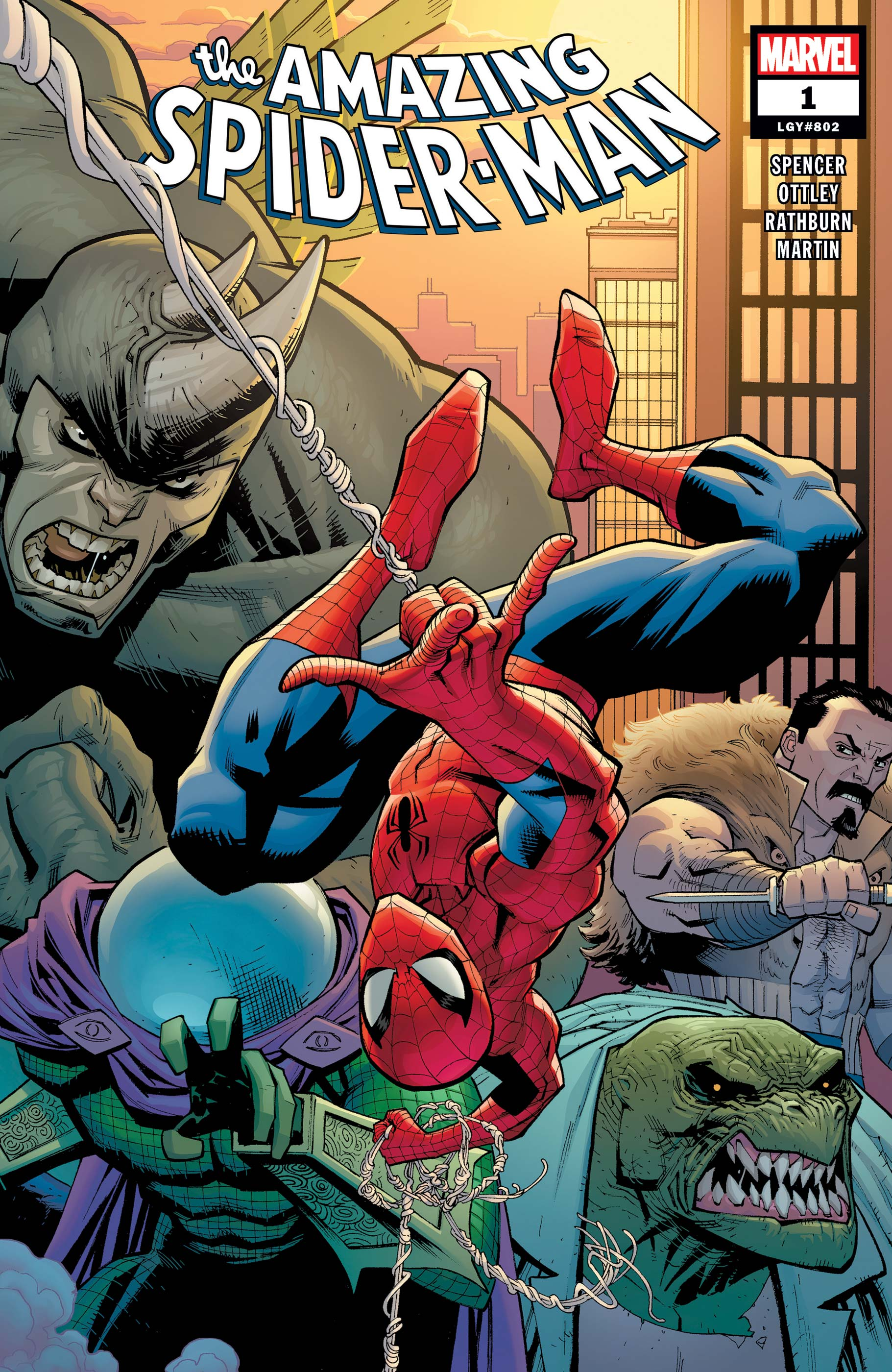 The Amazing Spider Man 1