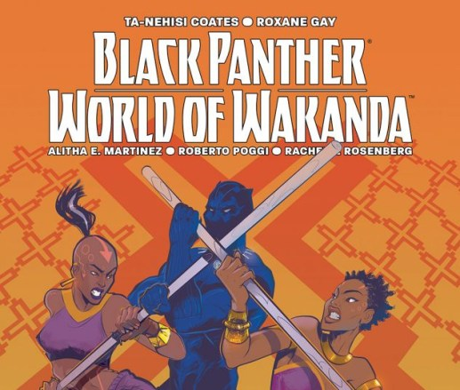Image result for World of Wakanda roxane gay cover