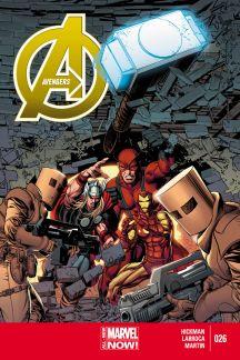 Avengers (2012) #26