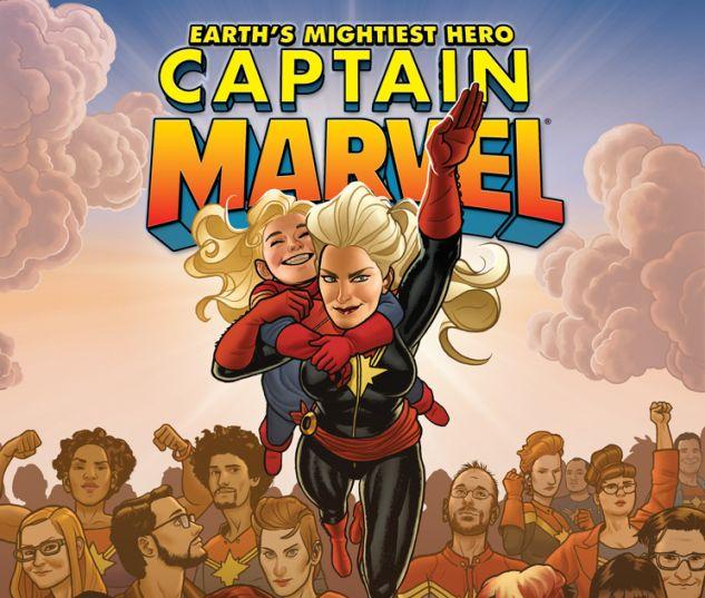 Captain Marvel #17 Marvel NOW