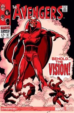 Image result for avengers 57
