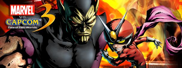 MvC3 Showdown: Super-Skrull vs. Viewtiful Joe
