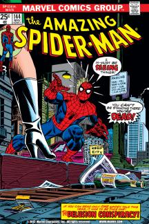 Amazing Spider-Man (1963) #144