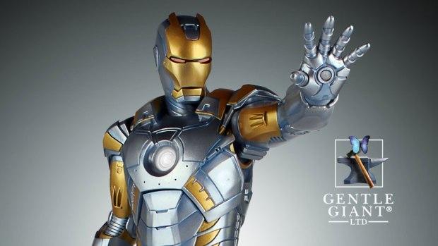Sorayama Iron Man