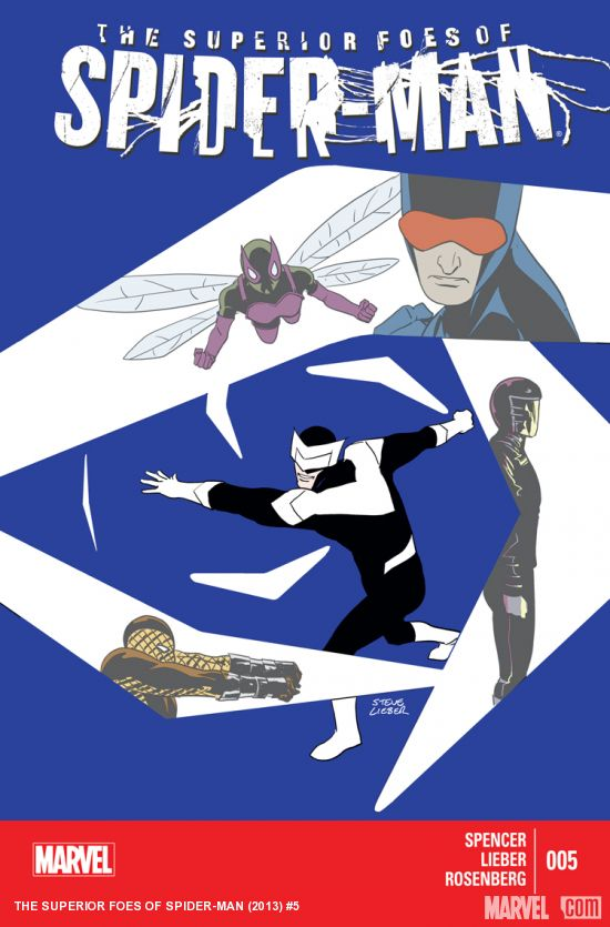 Superior Foes of Spider-Man #5
