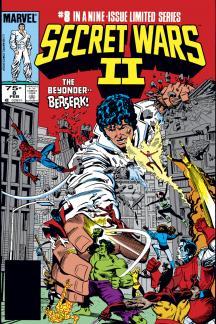 Secret Wars II (1985) #8