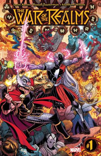 Image result for war of the realms 1