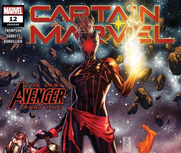 Captain Marvel (2019) #12   Comic Issues   Marvel