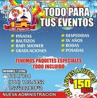 Fotos De Decoracion Para Fiestas Infantiles Tijuana