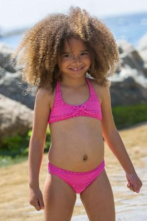 reducere Costum de baie fetite Meres 2, cel mai mic pret