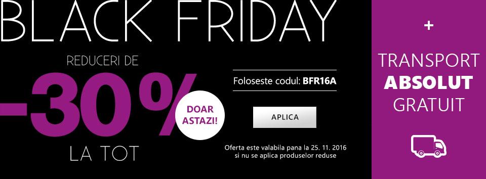 Black Friday 30 %