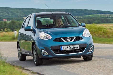 Nissan Micra Facelift 2013 Das Kostet Der Neue Micra