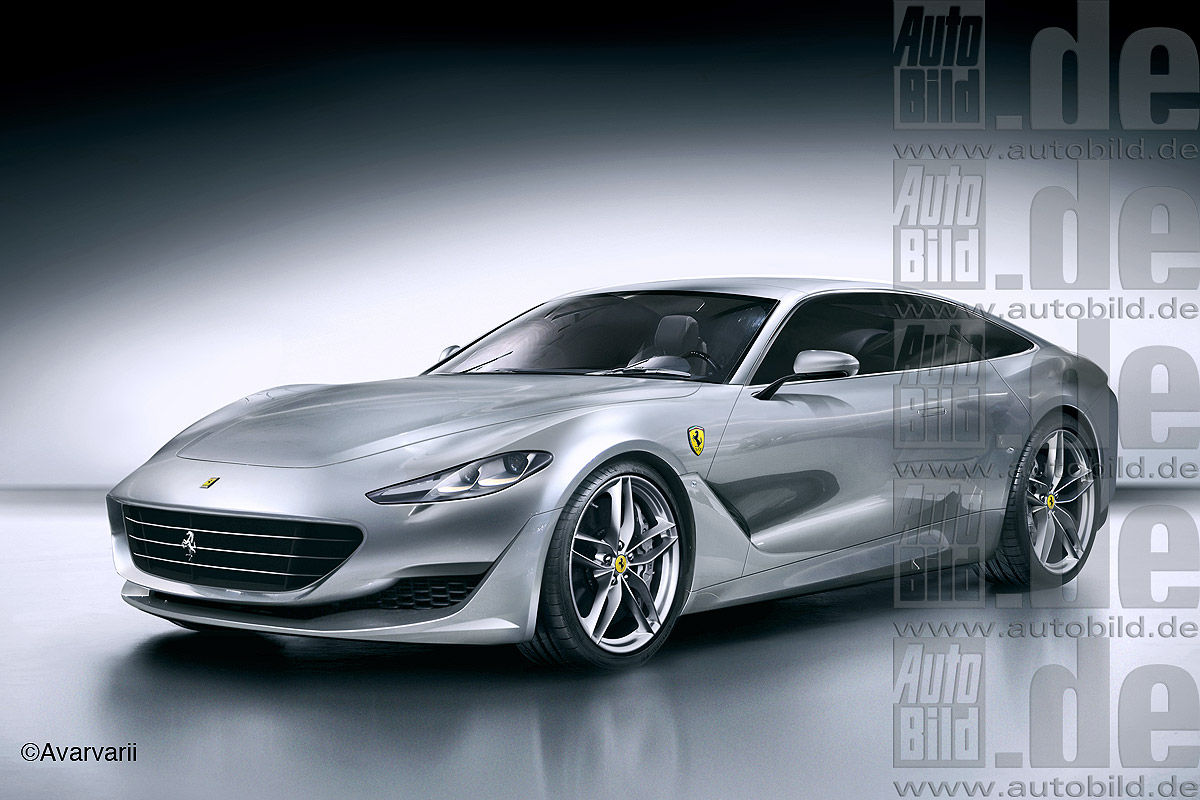 Neue Ferrari 2018 2019 2020 2021 2022 Und 2023
