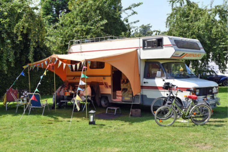Vorzelte für Wohnmobil und Van