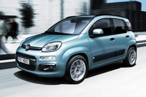 Vorschau So Kommt Der Neue Fiat Panda IAA 2011