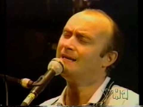 The 10 best Phil Collins songs - AXS