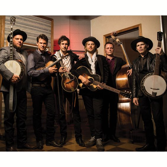 Old Crow Medicine Show Red Rocks Entertainment Concerts
