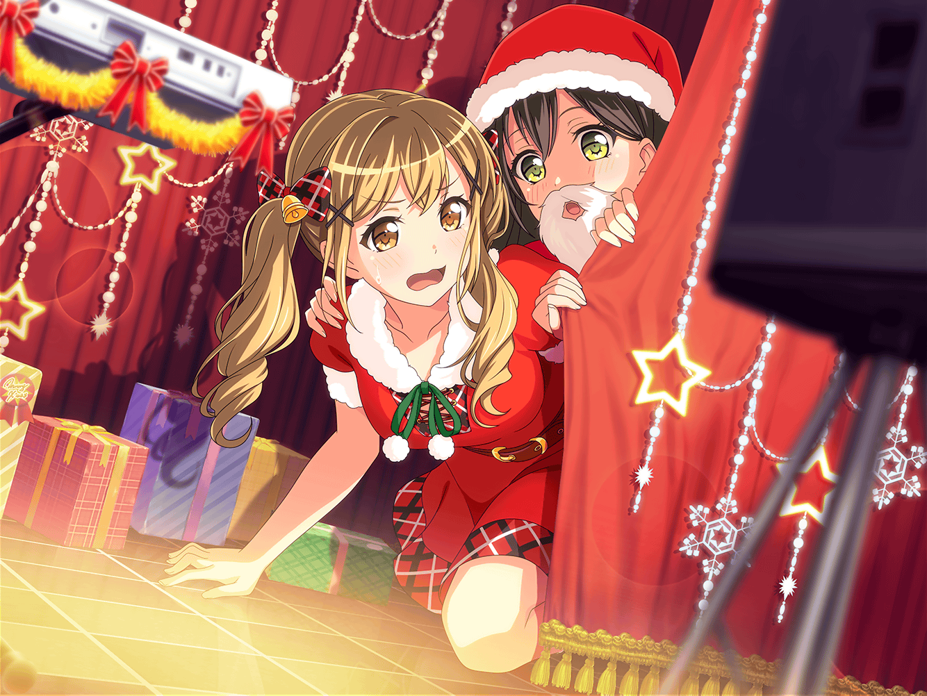 Arisa Ichigaya Cool Christmas With Everyone Card
