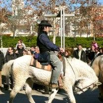 Праздник Святого Антония в Каталонии