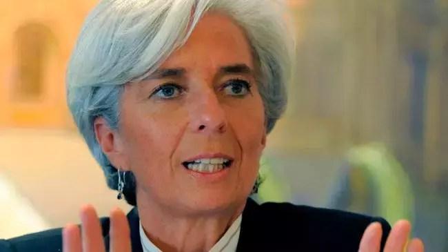 Lagarde: Geçici bir enflasyon süreci görüyoruz | Ekonomi Haberleri