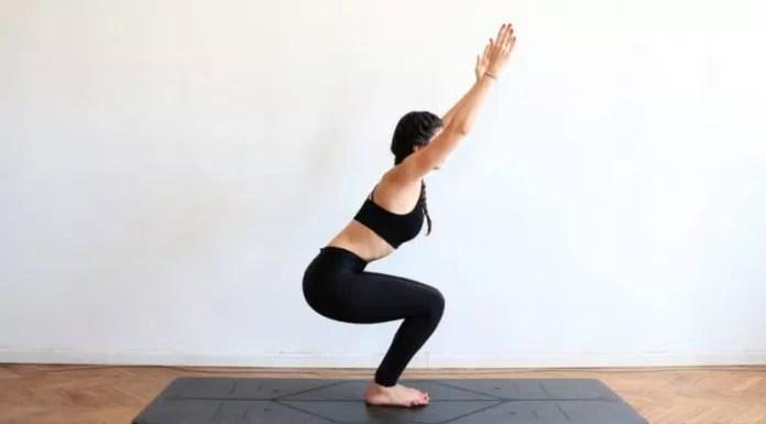 yoga giảm cân 7