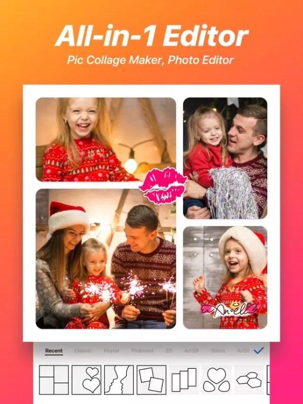 Công cụ ghép ảnh - Photo Collage