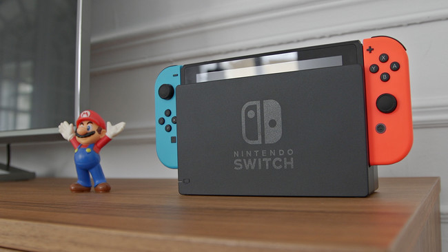 Nintenod Switch Stand
