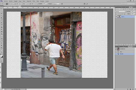 Cambiar Fondo Photoshop Facil 10