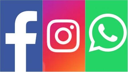 Facebook, Instagram℗ y WhatsApp