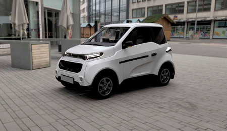 Zetta, das russische Elektroauto, das 200 Kilometer Autonomie für weniger als 6.000 Euro verspricht