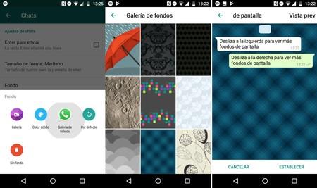 Fondos Pantalla Whatsapp