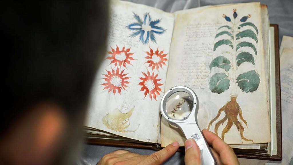 Manuscrito Voynich Inteligencia Artificial