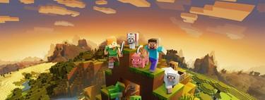 Acabo de empezar a jugar a Minecraft en serio y, tras unas terribles primeras experiencias, me rindo ante su grandeza