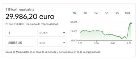 """Eine Änderung von Elon Musk in seiner Twitter-Biografie mit dem Zusatz """"#bitcoin"""" lässt den Preis für Bitcoin innerhalb von Minuten um 20% steigen"""
