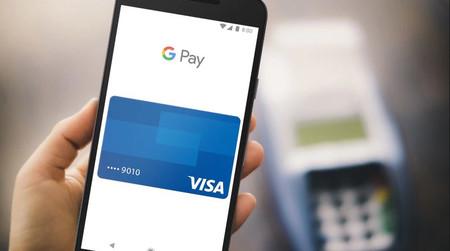 Android Pay Visa