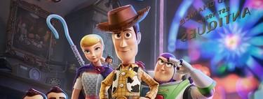 El tráiler oficial de 'Toy Story 4' ya está aquí y nos presenta a