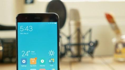 Xiaomi Mi6 screen