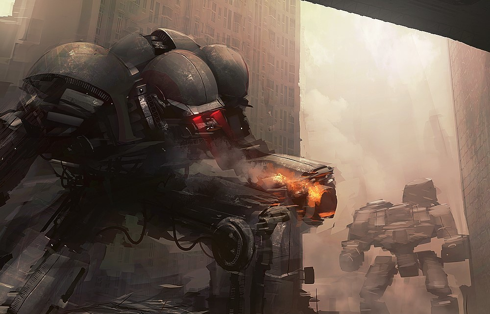 Robot Wars 2