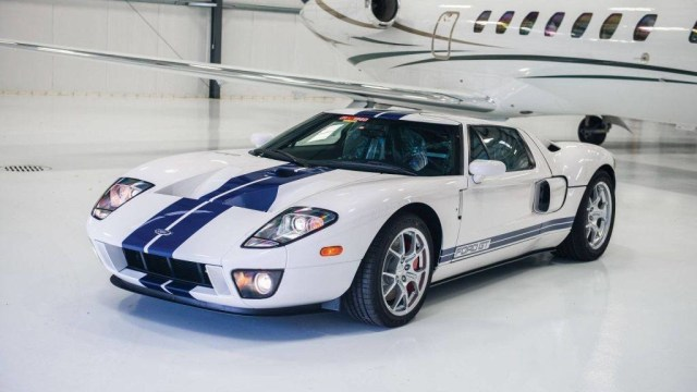 Ford Gt 2006 diecisiete Km 2