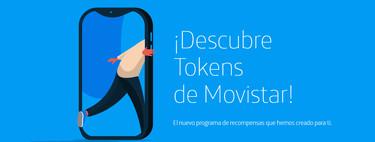 Así es Tokens de Movistar, el programa de recompensas de Telefónica que te premia por usar sus servicios