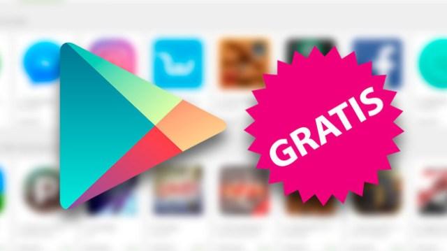 Google Play ofertas apps gratuita