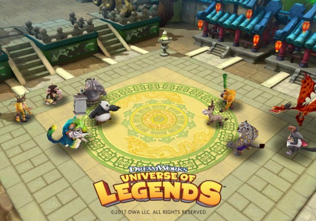Universe Of Legends