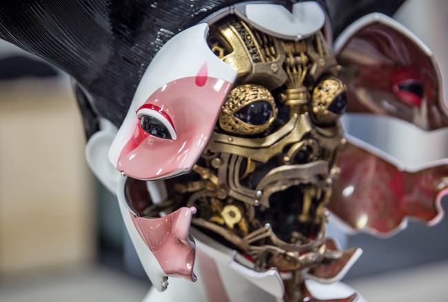 Permalink to Esta es la impresionante tecnología que hay detrás de las Geishas robóticas de 'Ghost in the Shell'