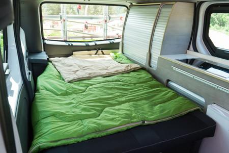 Nissan NV200 y NV300 camper