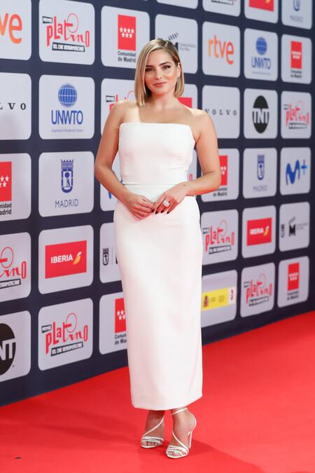 Premios Platino 2021 Andrea Duro