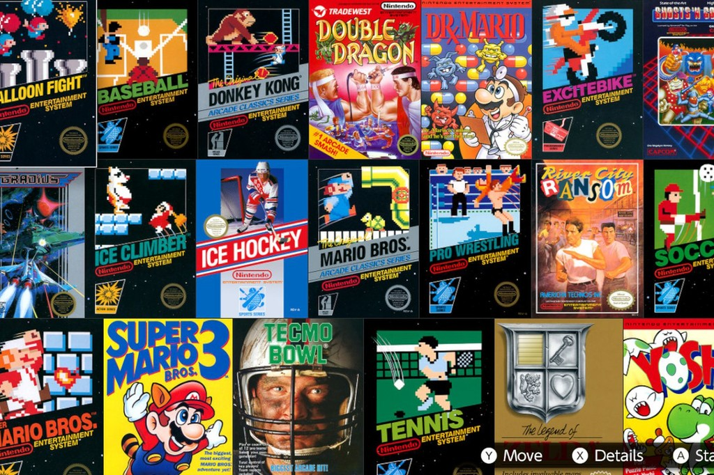 Permalink to A menos de 24 de su lanzamiento, la Nintendo Switch Online ha sido hackeada para añadir nuevos ROMs de juegos clásicos