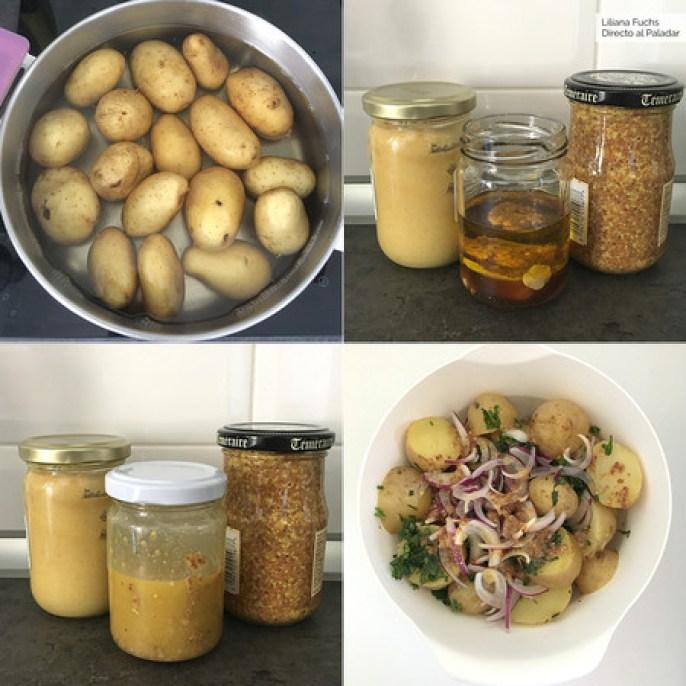 Ensalada de Patata a la Francesa