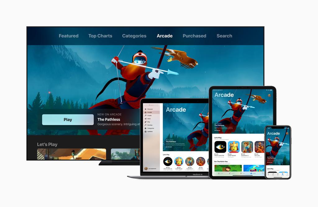 Apple Arcade: juegos exclusivos para iOS y Mac por suscripción