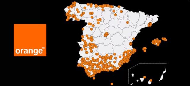 Orange ya entrega cobertura 5G en 442 ciudades de España