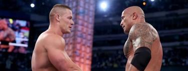Por qué John Cena podría ser el sucesor de Dwayne Johnson en el mundo del cine
